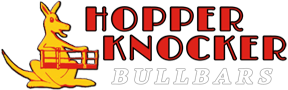 hopper knocker bullbars
