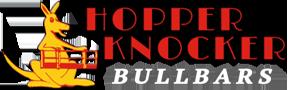 hopper knocker bullbars